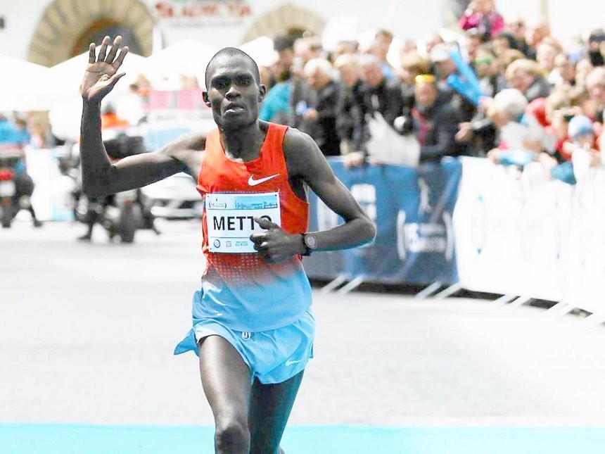 David Metto and Beatrice Cherop were the victors at the PZU Warsaw Marathon on Sunday