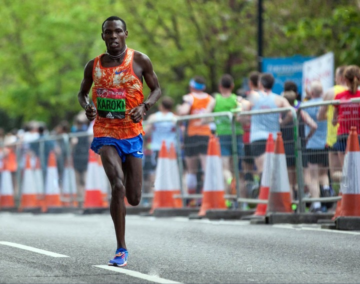 Kenyan Bedan Karoki said Tuesday he is hopeful to win his first marathon race in Chicago