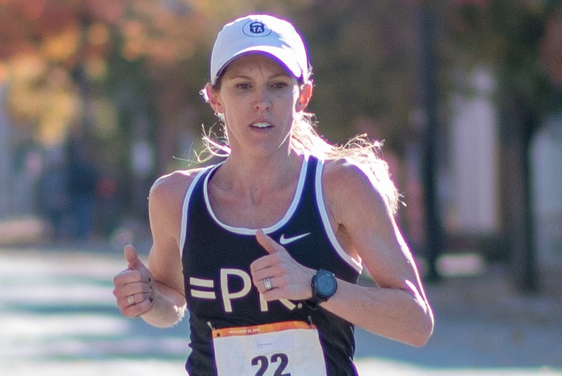 Keira D'Amato has been selected to represent the USA in the World Half Marathon Championship in Oct. 2020 in Poland