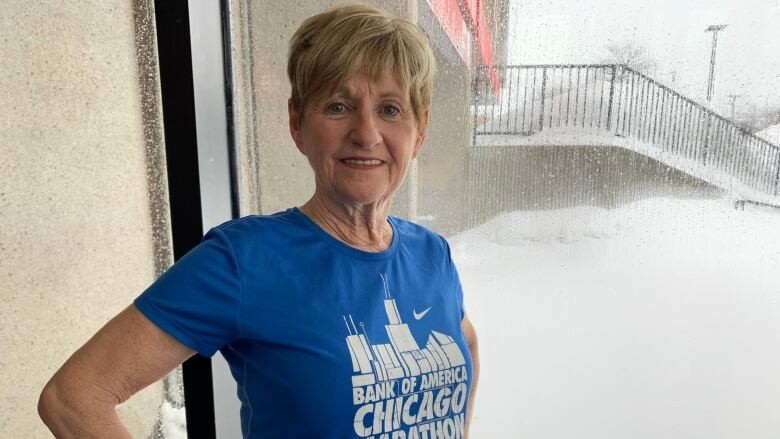 Judy Sheppard is disappointed that the Tokyo Marathon was cancelled since Tokyo was the last of six major marathons for her