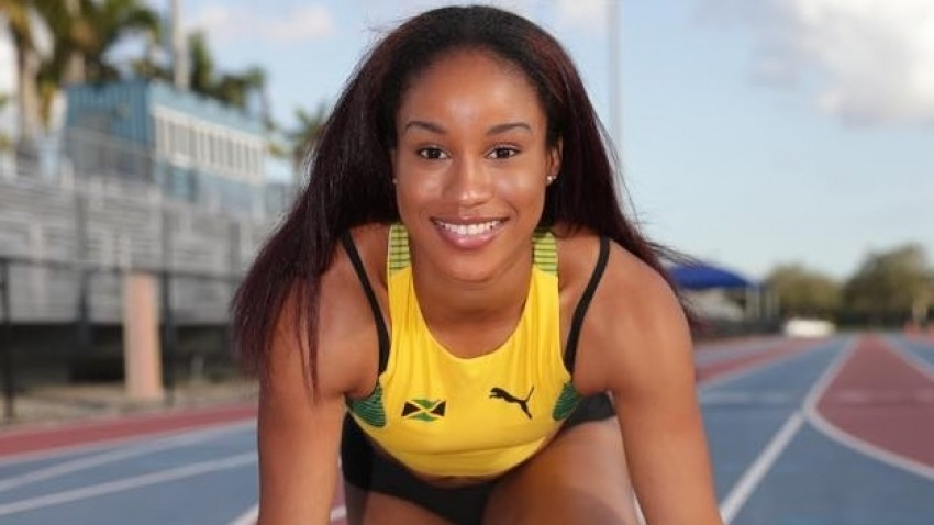 Jamaica's 17-year-old Briana Williams will face Allyson Felix at Millrose Games