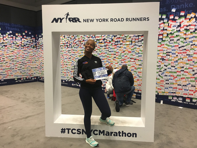 Mtetwa A Domestic Worker's NYC Marathon Dream Becomes A Reality