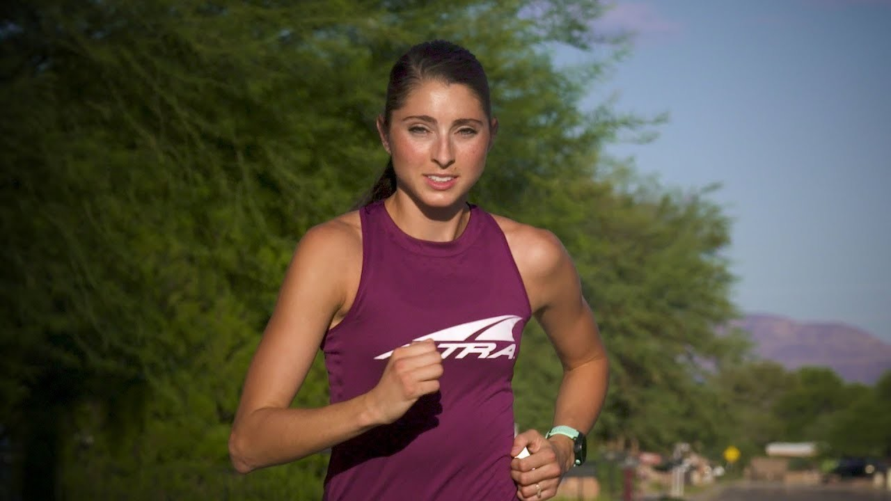 Sarah Sellers has changed her training schedule getting ready for the New York City Marathon
