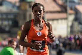 Ethiopia's Sutume Asefa going after the Yangzhou Jianzhen International Half Marathon title again