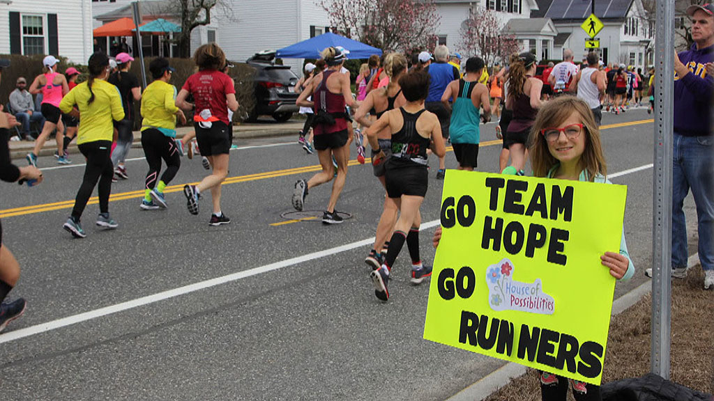 Boston Marathon charity runners were devastated by the cancellation of the iconic race due to the coronavirus pandemic