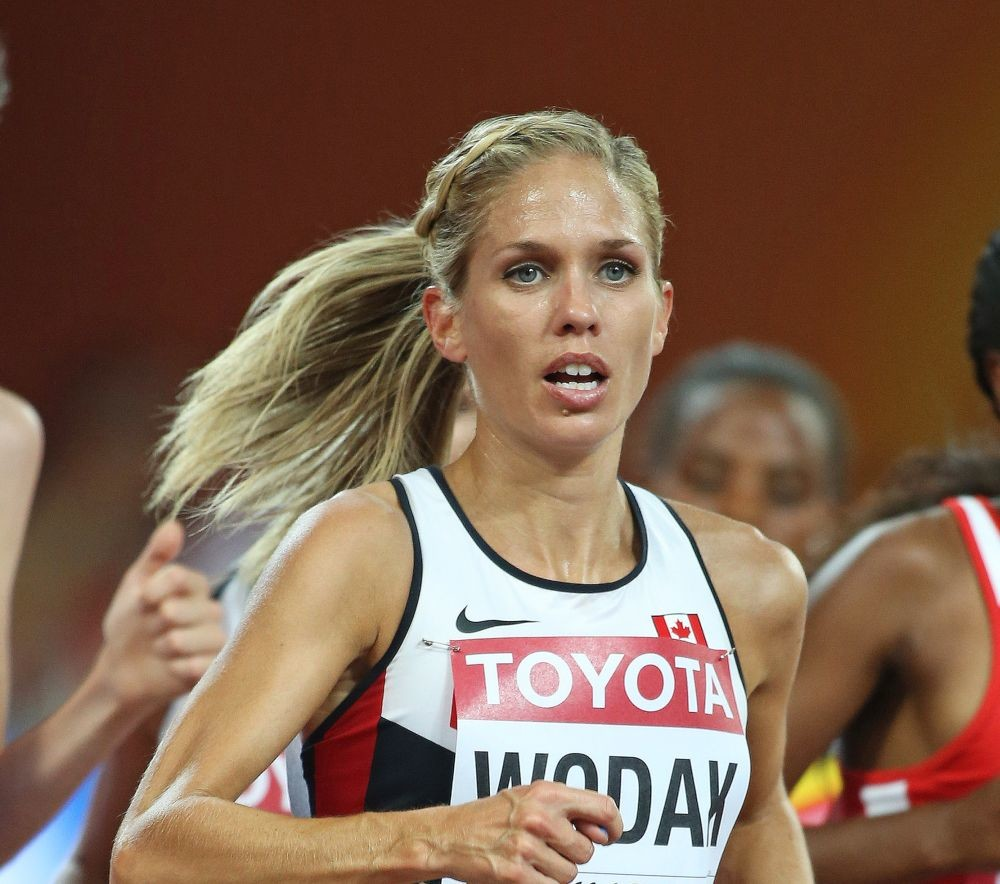 Natasha Wodak and Justin Kent win Canadian 10K virtual championships