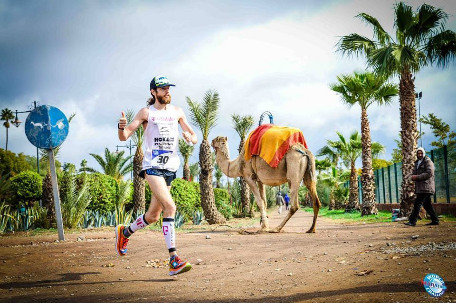 Michael Wardian World Marathon Challenge Record Might Be Unbeatable