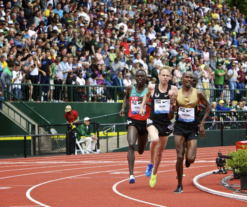 Will The 2019 Prefontaine Classic be moved to Stanford?