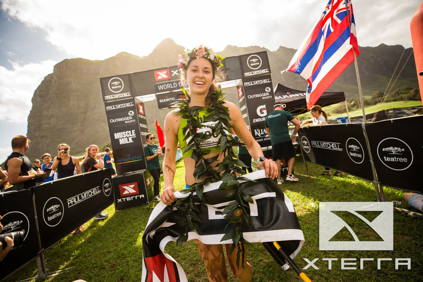 Moreno Win XTERRA Trail Run World Championship