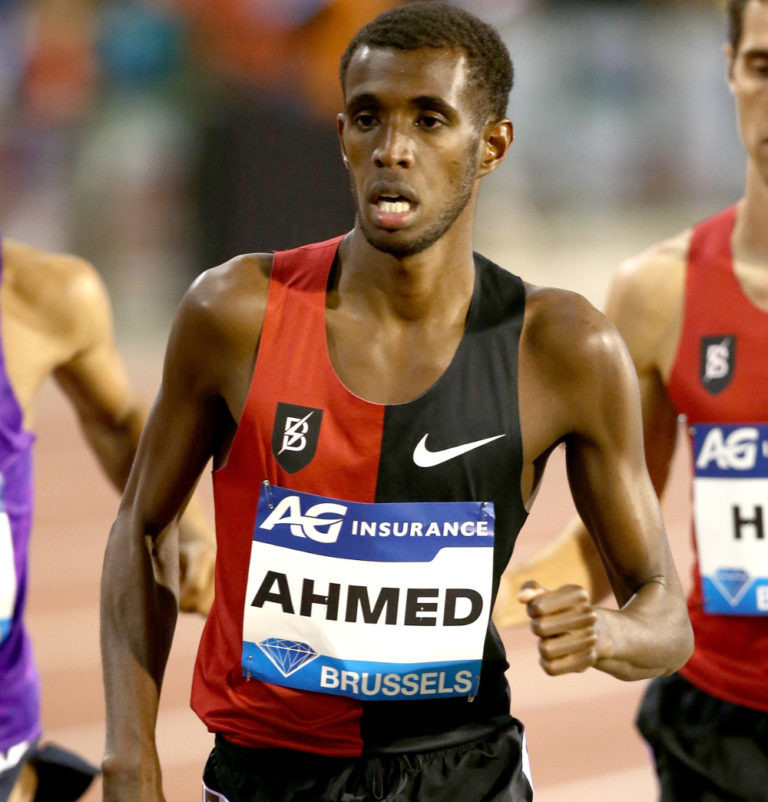 Ahmed, Quigley and others post PBs at Bowerman Track Club meet