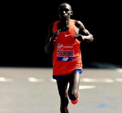 2019 Boston Marathon champion Lawrence Cherono attributes his victory to his 2018 London Marathon heartache