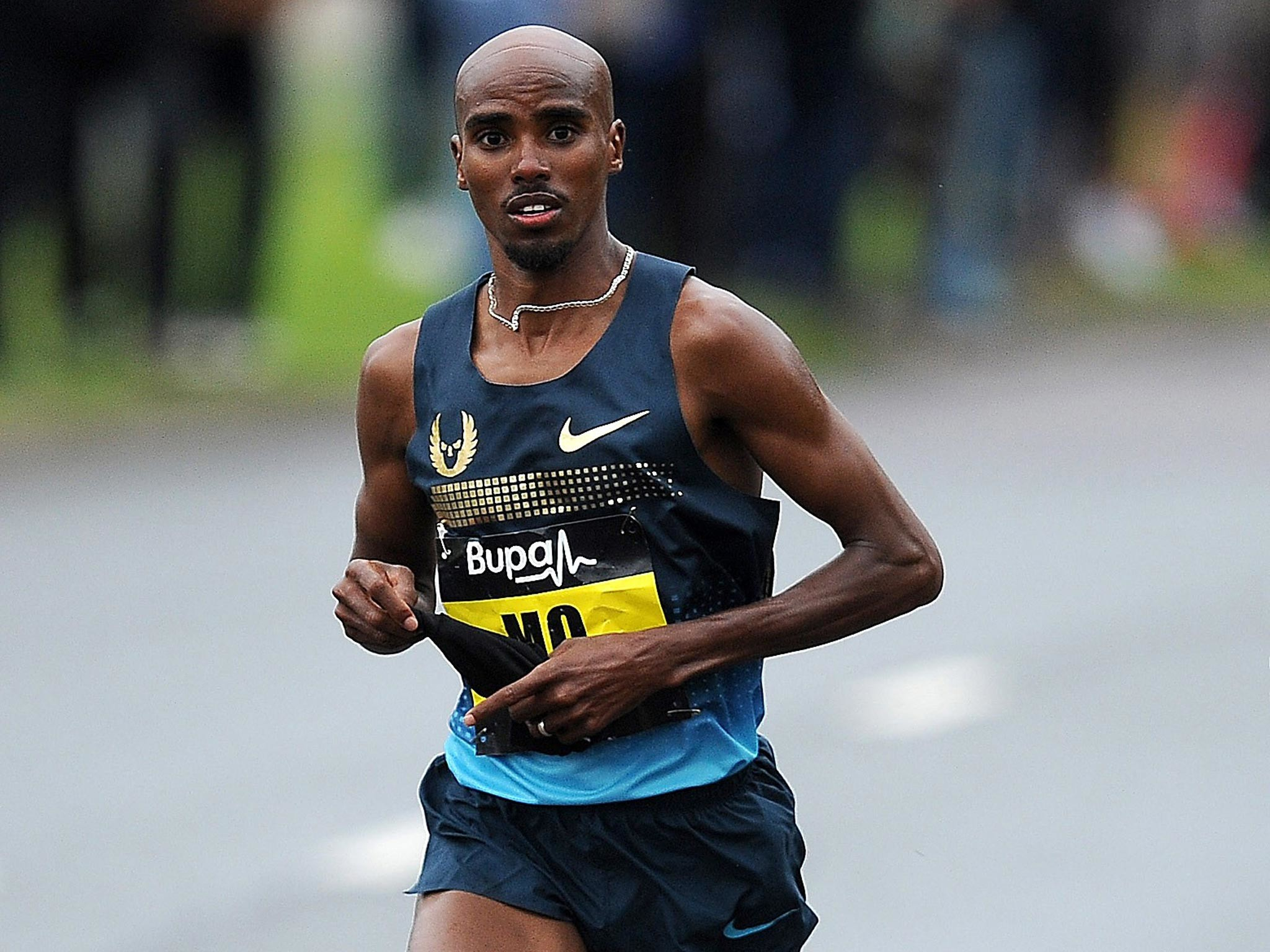 Mo Farah believes the Olympic Games will go ahead this summer and claims athletes have been told they will get Covid vaccines
