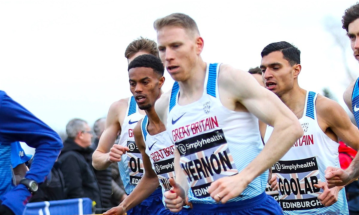 British runner Andy Vernon is set for his debut marathon in New York