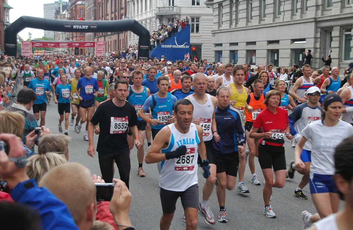 New course record at the 39th Annual Copenhagen Marathon