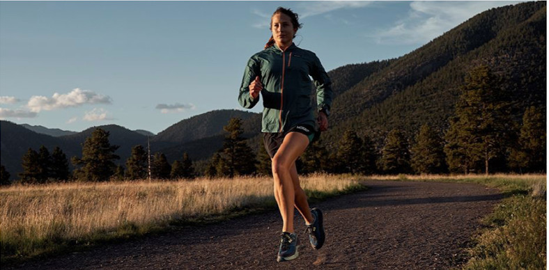 The Middle of a Run Sometimes Feels Like the Hardest, Right? Here's How to Push Through