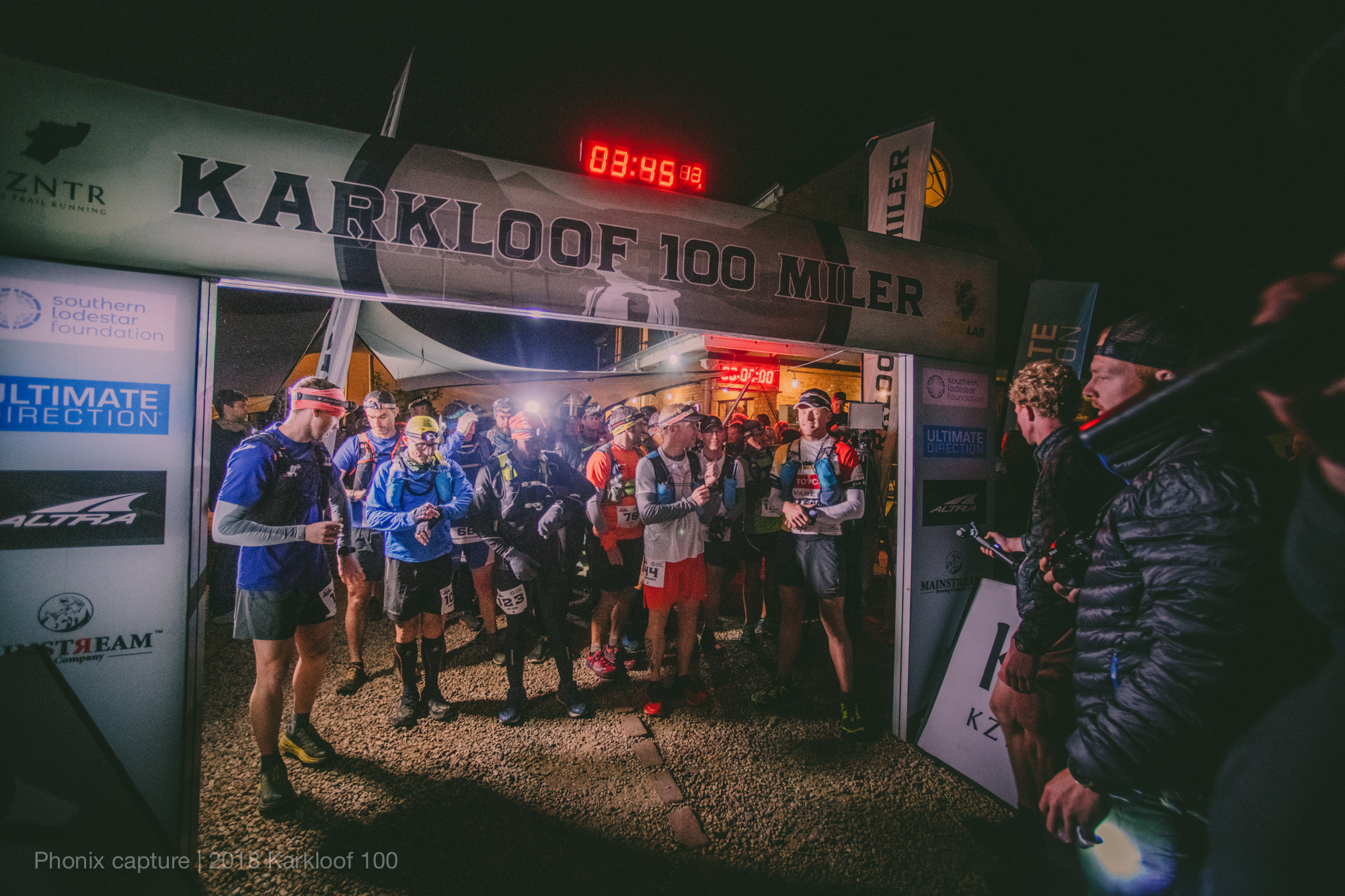 South African's Karkloof 100 miler has been selected as a qualifying race for Western States 2020