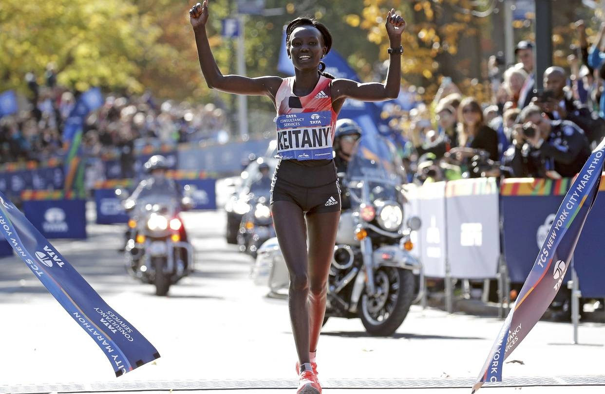 Kenya's Mary Keitany will attempt to break Paula Radcliffe's world record in London