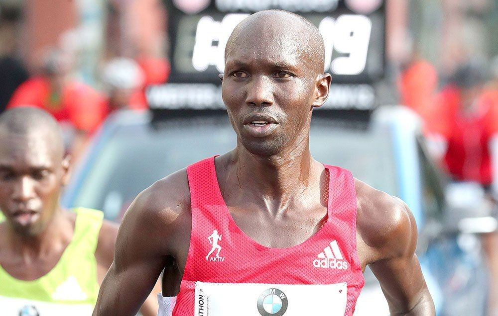 Former Marathon World Record holder Wilson Kipsang banned in doping case