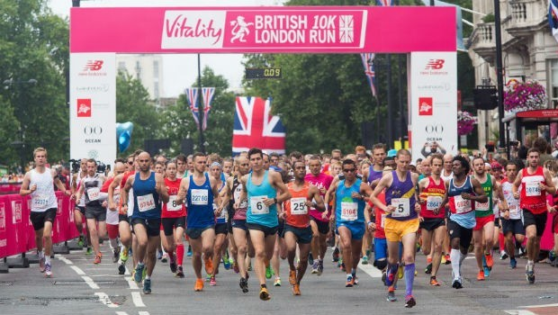 Vitality London 10000 shaping up to be a fast event at the end of the month