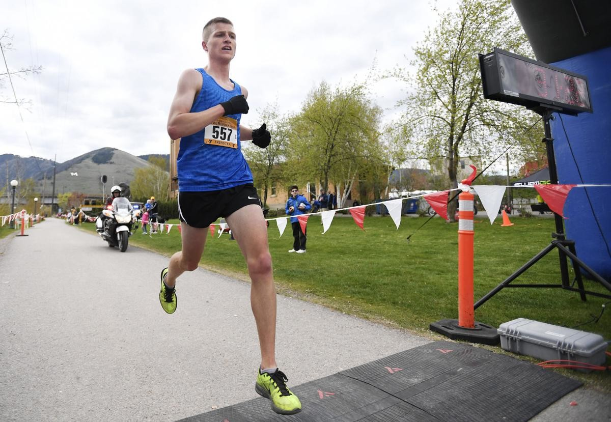 Missoula's Mark Messmer hopes to win his hometown marathon this weekend