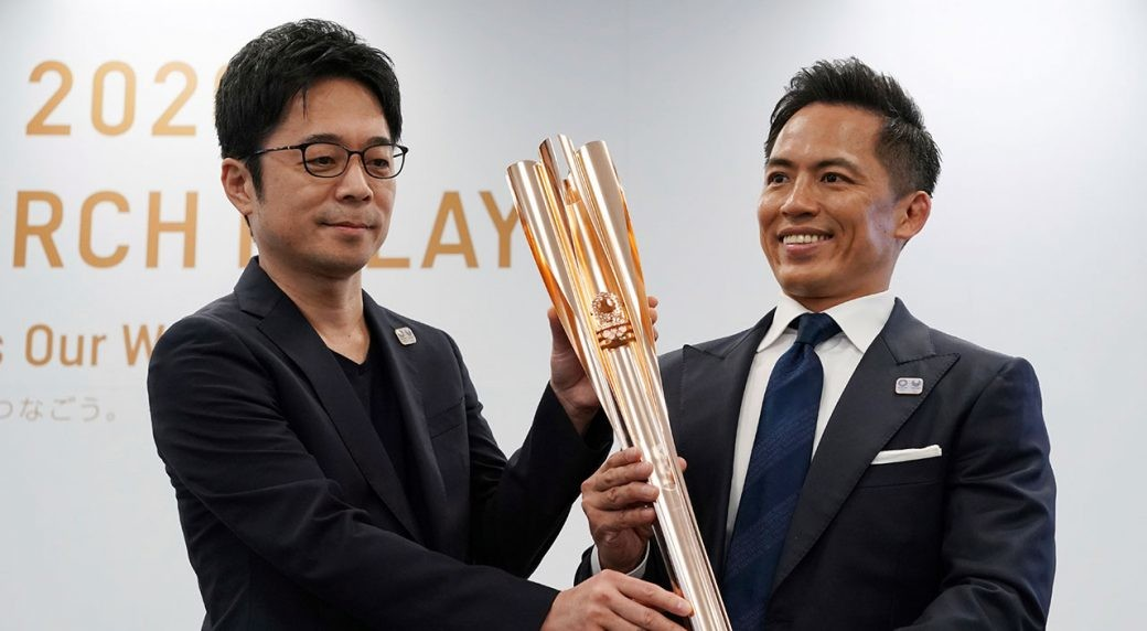 Here is what you have to do to be part of the Olympics Torch Relay for the 2020 Tokyo Olympics