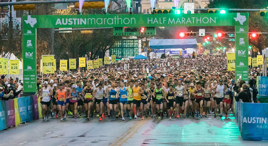The Austin Marathon presented by Under Armour, introduces the Moody Foundation as its presenting sponsor