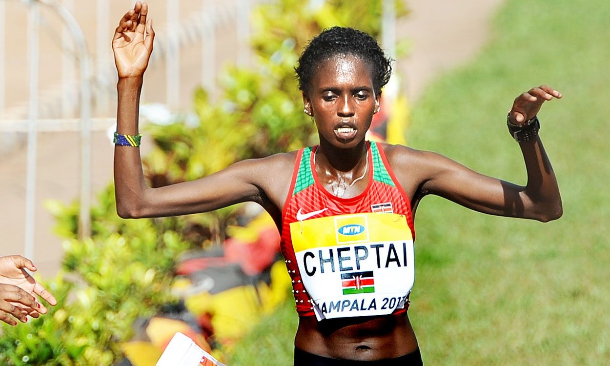 Former world cross country champion Irene Cheptai is set for Prague half marathon