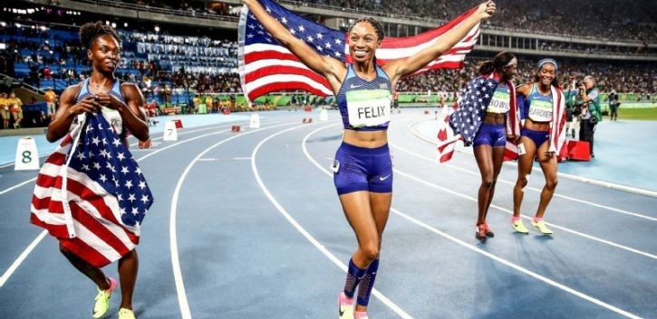 Allyson Felix will headline the 113th NYRR Millrose Games for this weekend