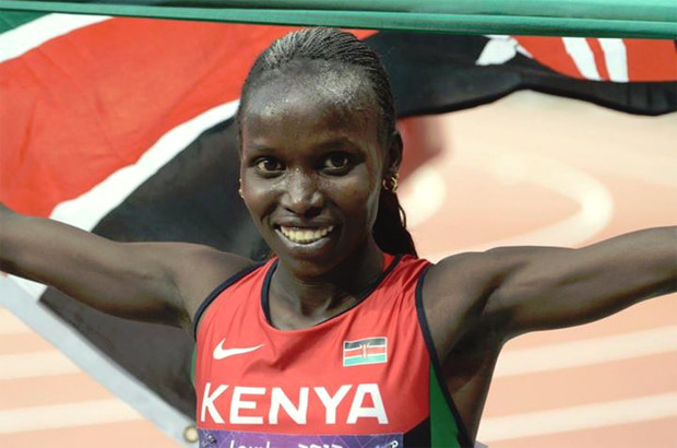 Kenyan Vivian Cheruiyot will race this year's Berlin Marathon on September 29 for the first time