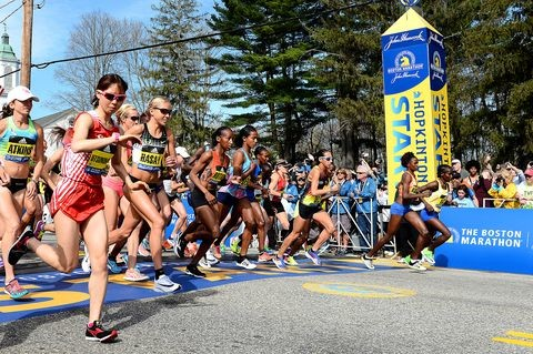 Sara Hall will join women´s Elite 2019 Boston Marathon Field