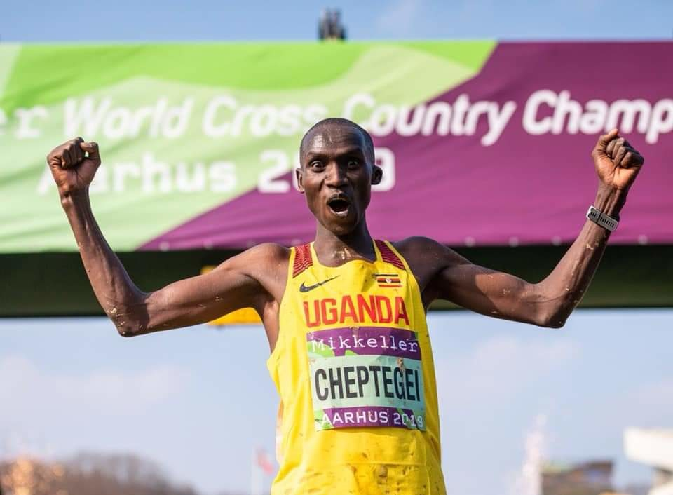 Ugandan Joshua Cheptegei goes for 5km world record in Monaco