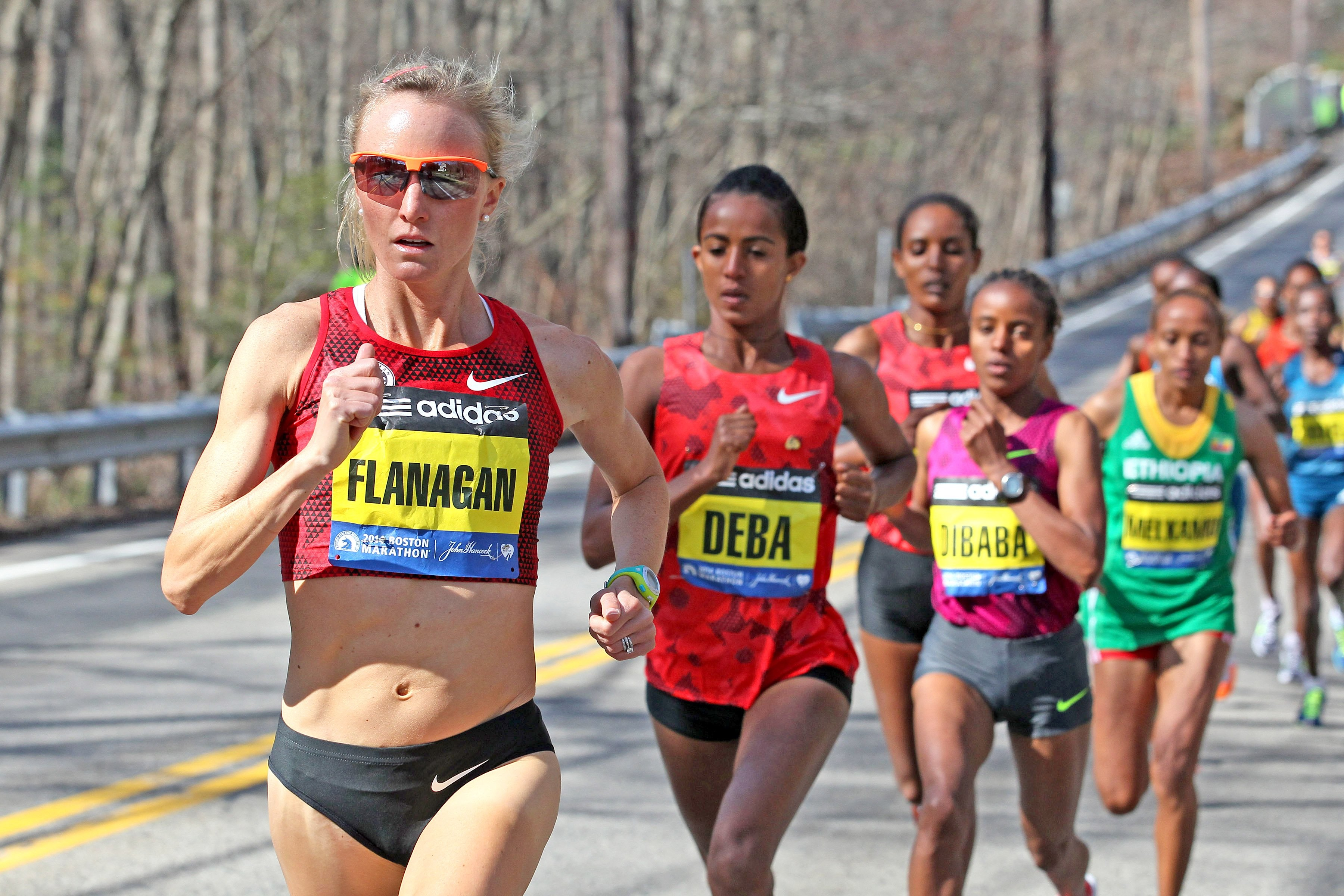 Shalane Flanagan Is Confirmed for Boston!