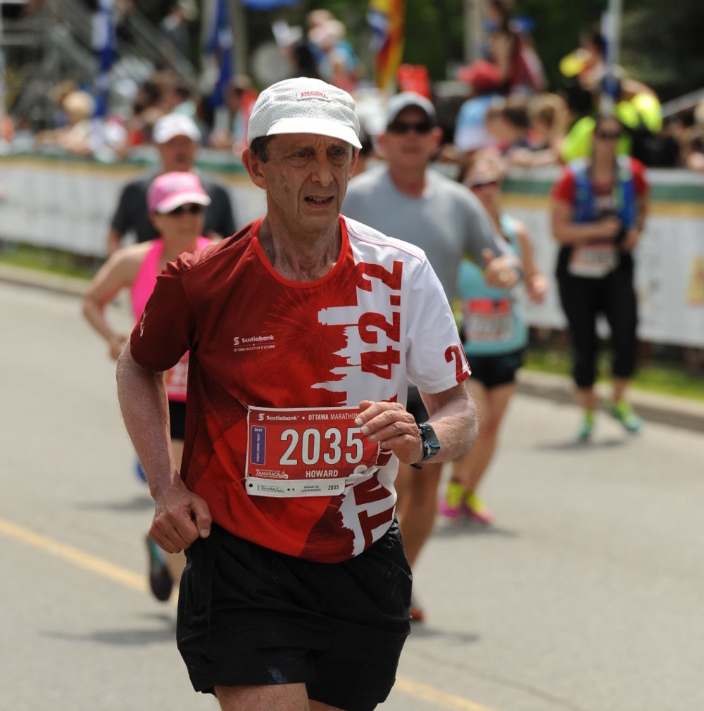 Ottawa Marathon Man Has Run Them All