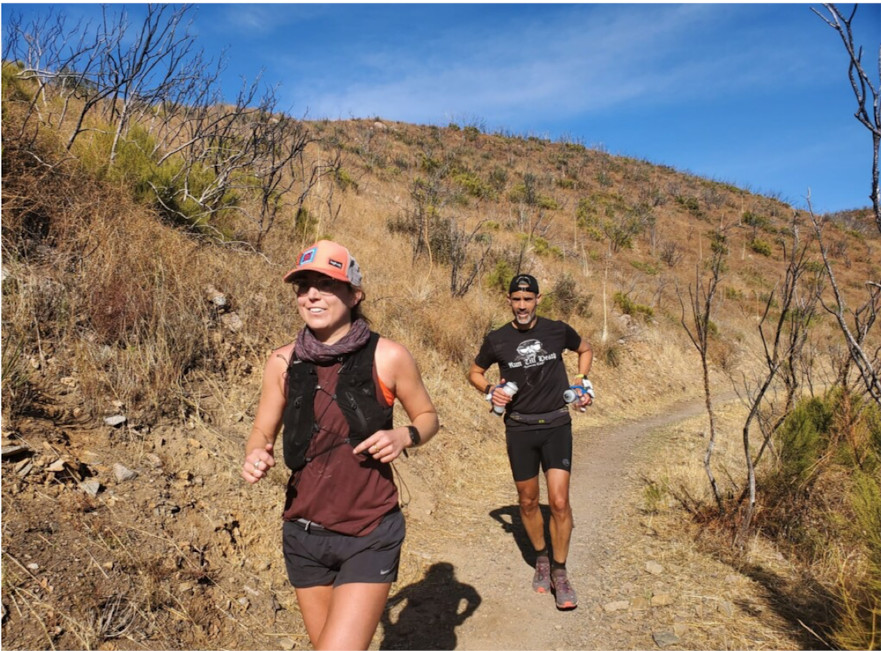 108K California FKT falls three times in 11 days to ring in 2021