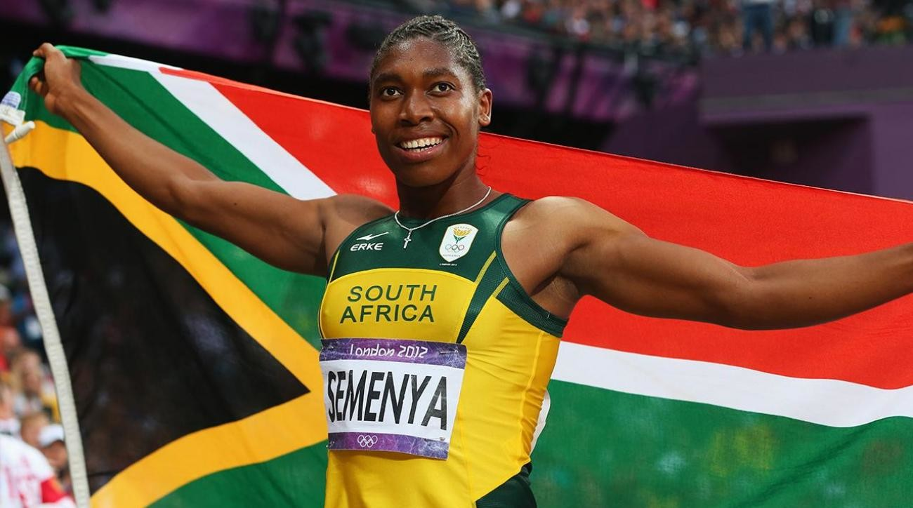 South Africa´s Caster Semenya wanting to win 800m Gold for third time in Tokyo