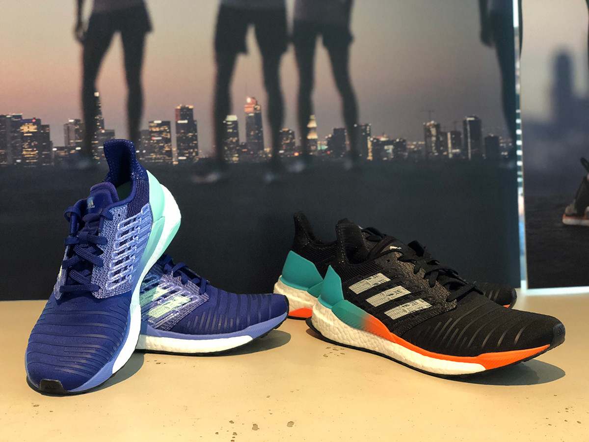 The new Adidas Solar Boost Deliver a Holistic Running Experience launching May 17