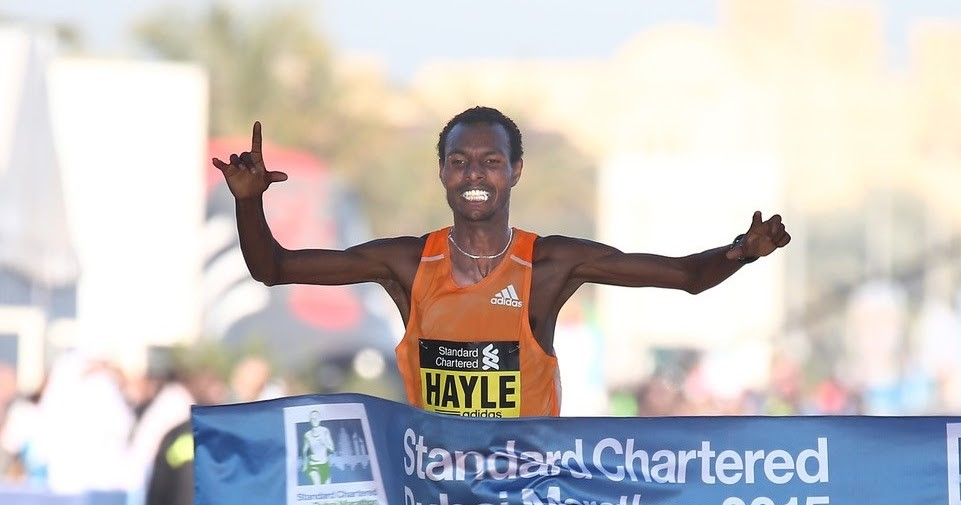 Former champions Lemi Berhanu and Worknesh Degefa will be among the elite line-up at the Standard Chartered Dubai Marathon