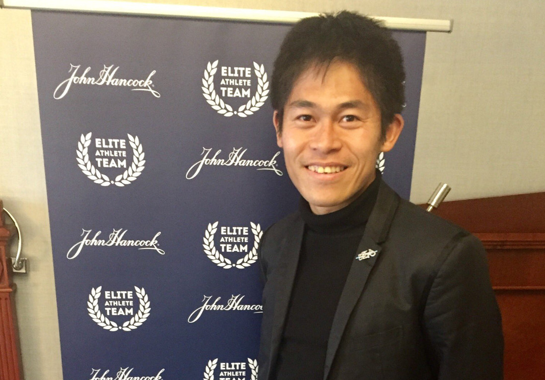 One elite Boston Marathon runner, Yuki Kawauchi handles extreme weather well
