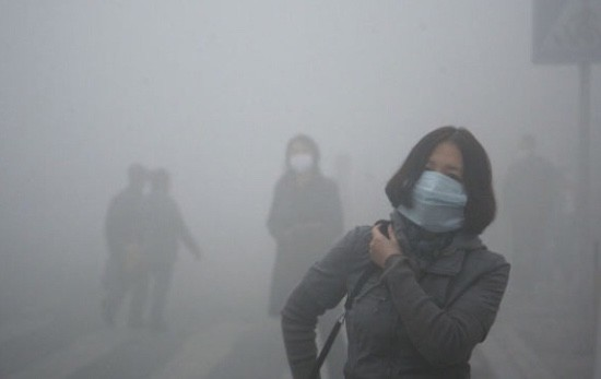 How Runners are dealing with the air Pollution in China