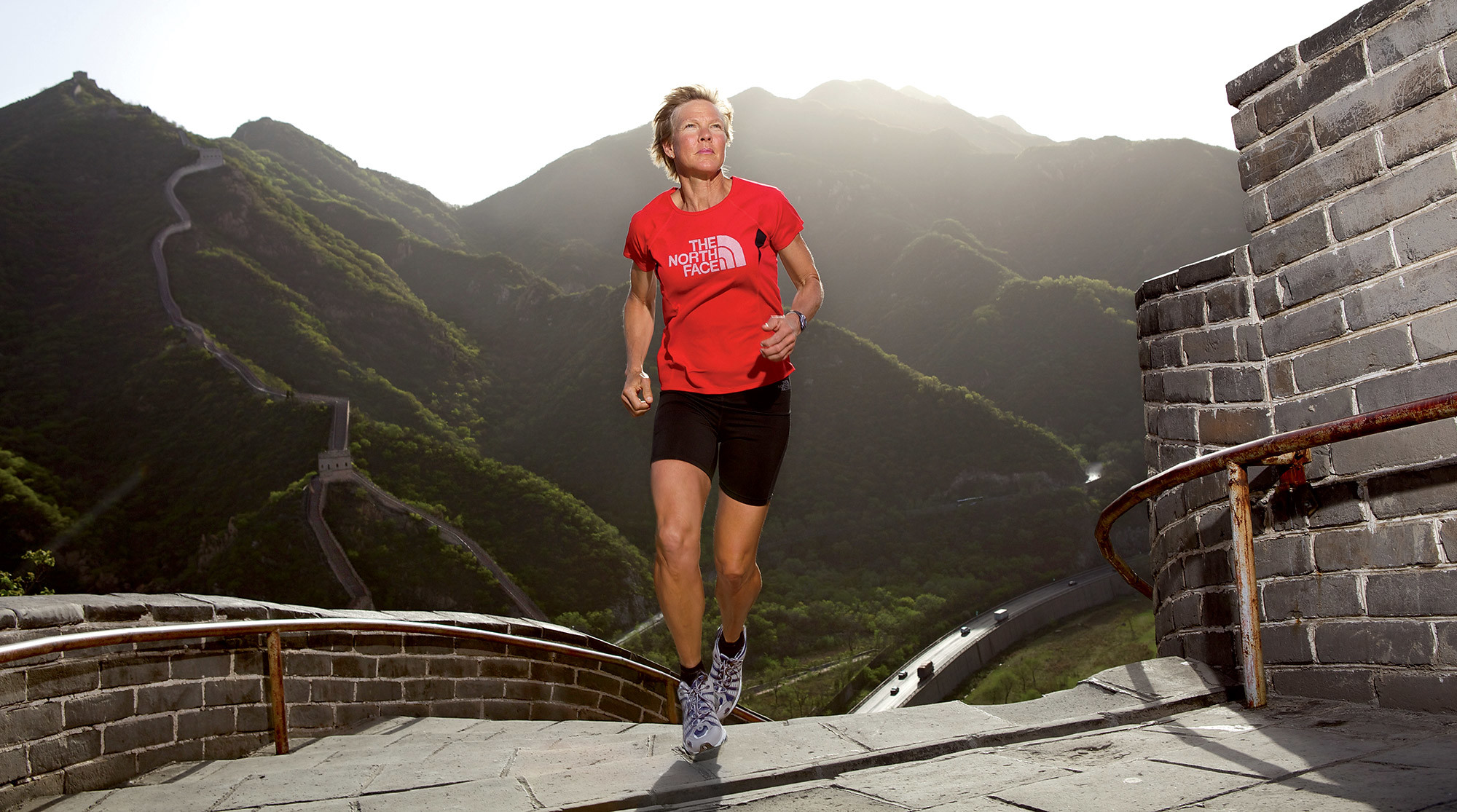 Ultra runner Diane Van Deren says running is her outlet, her medicine and she doesn't say I can't anymore