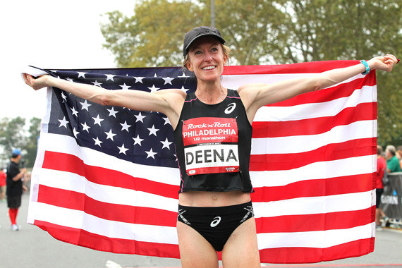 Akron Marathon will honor Deena Kastor with their 2018 Ambassador Award
