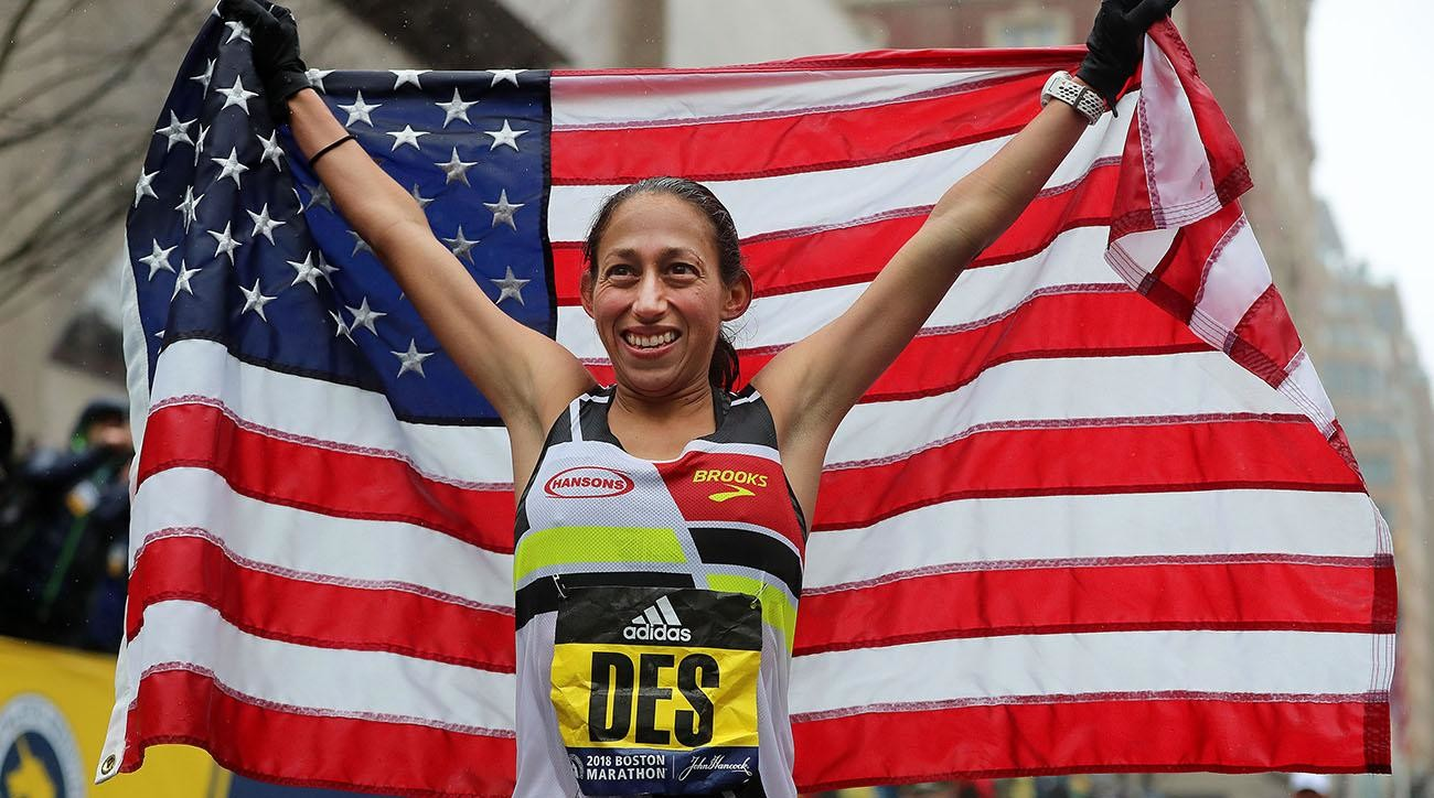 Boston Marathon Champ Des Linden will Run 2018 TCS New York City Marathon