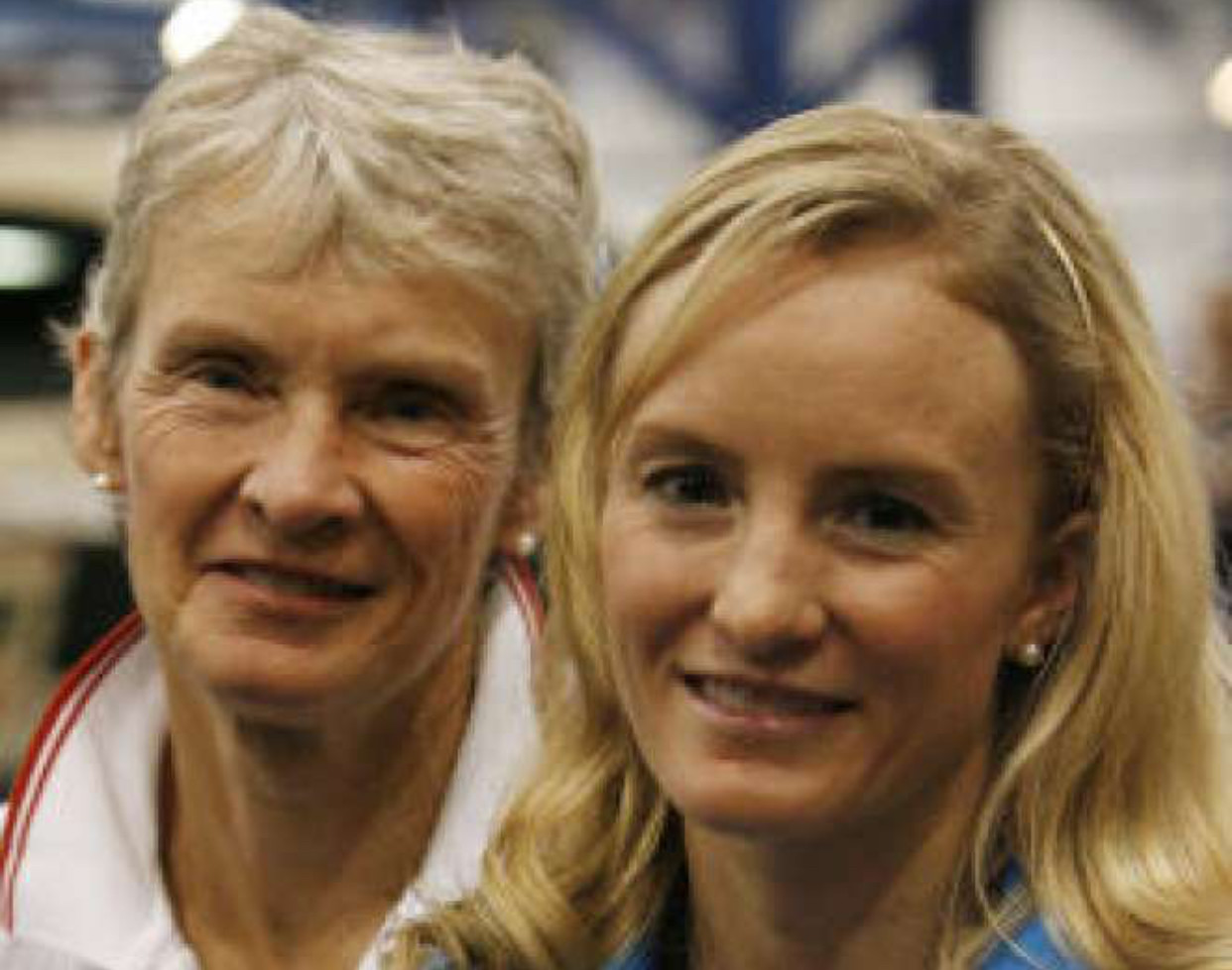 Shalane Flanagan's Mother once held the World Record in the Marathon