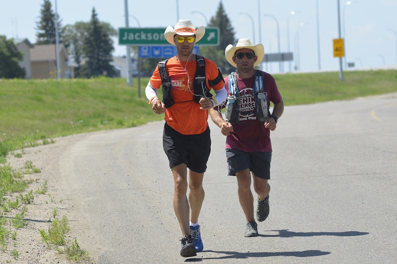 Ultrarunner cross-Canada speed record quest was cut short due to a back injury