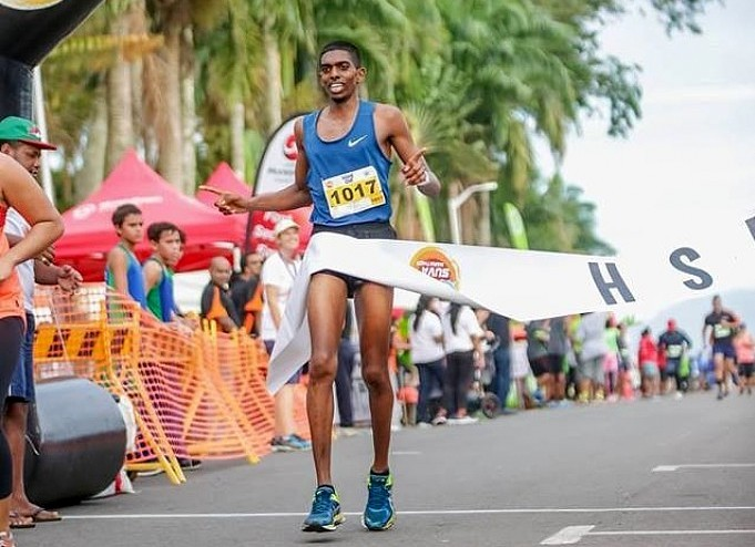Narayan is training to win Chilli Suva Marathon once more
