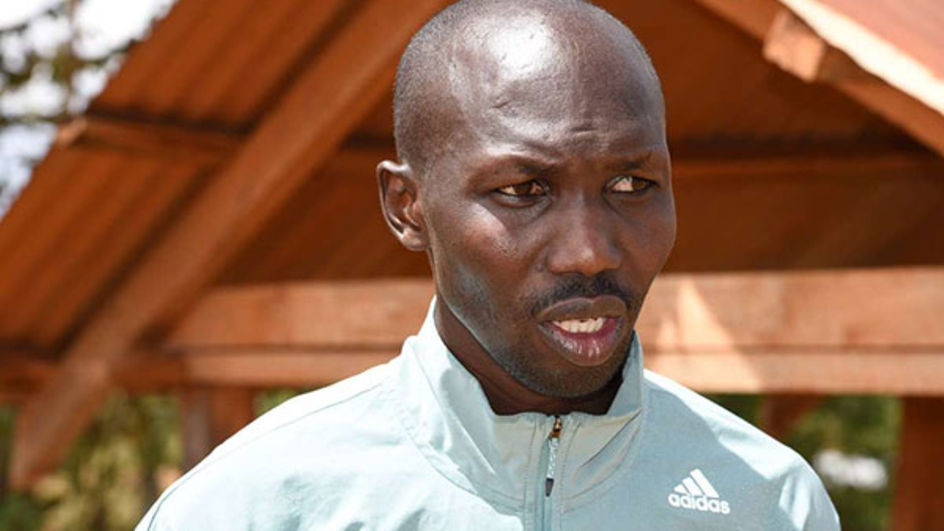 Marathon world record holder Wilson Kipsang alleges doping authorities conspired against him