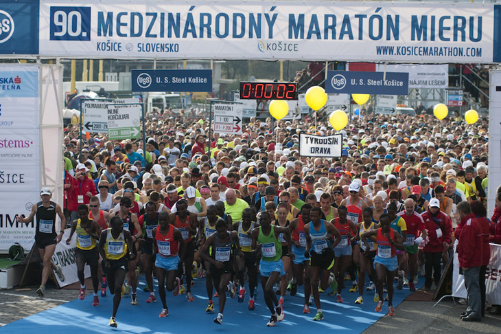 There is a week to go with the 97th edition of Europe's oldest marathon, founded in 1924