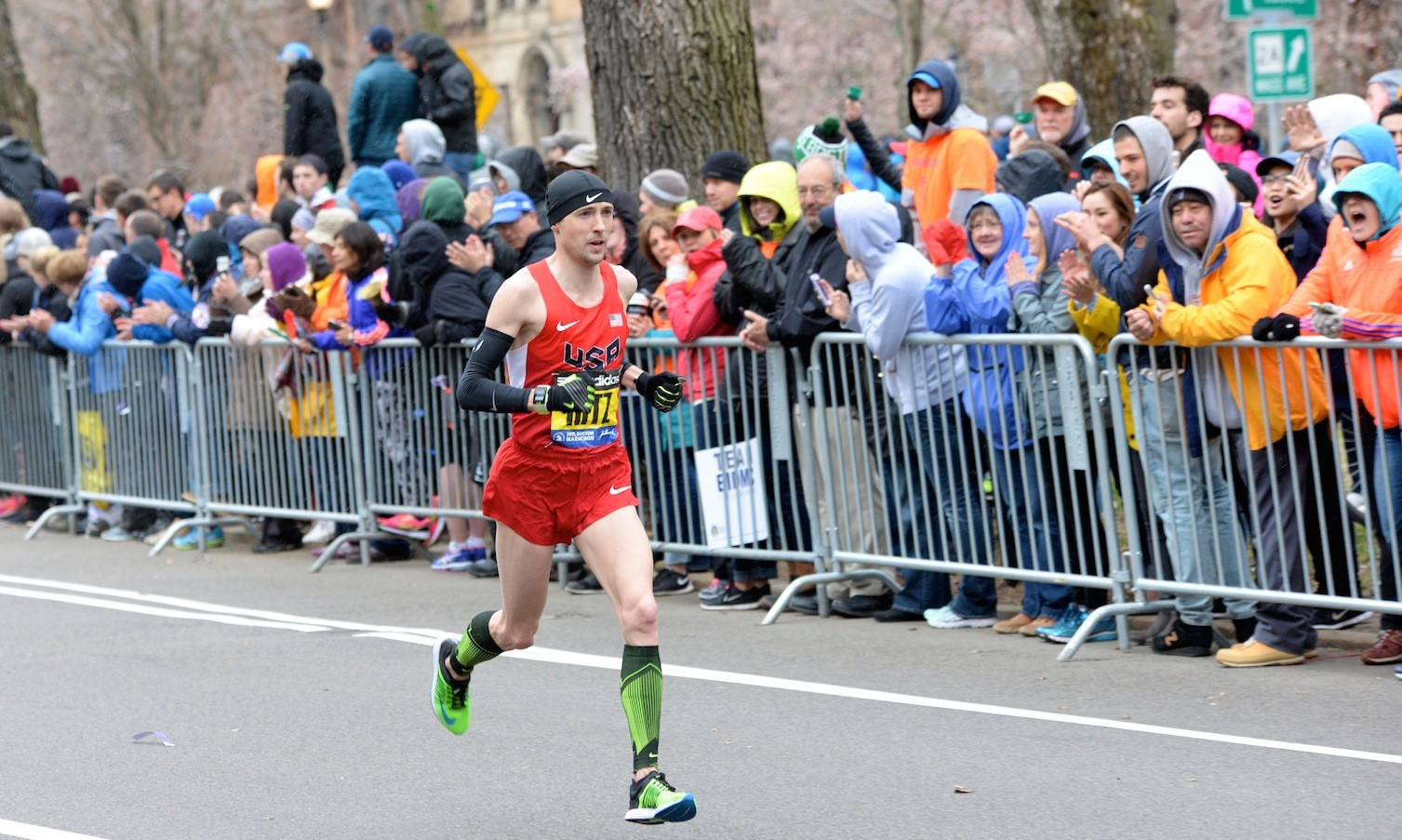 Dathan Ritzenhein running NY Half ahead of Boston