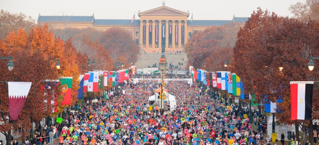 2020 Philadelphia Marathon Cancelled due to the pandemic