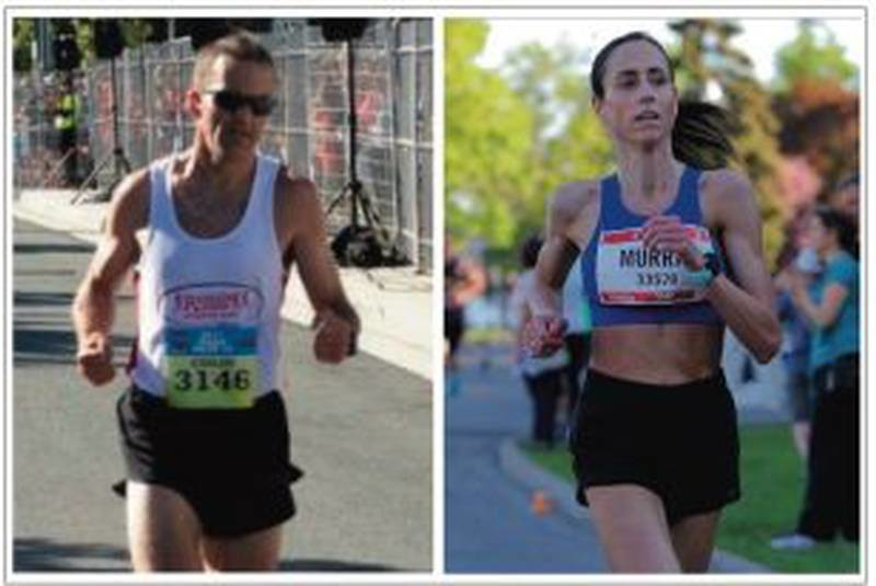 Colin Fewer won his 11th Tely 10 men's title, and Jennifer Murrin copped her second straight championship as the 91st edition of The Telegram 10-Mile Road Race
